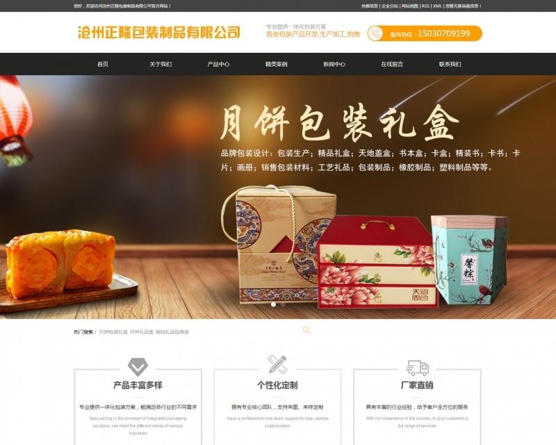 沧州网站建设价格